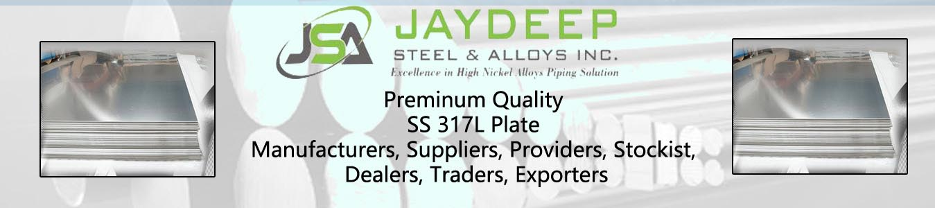 SS 317L Plate Dealers