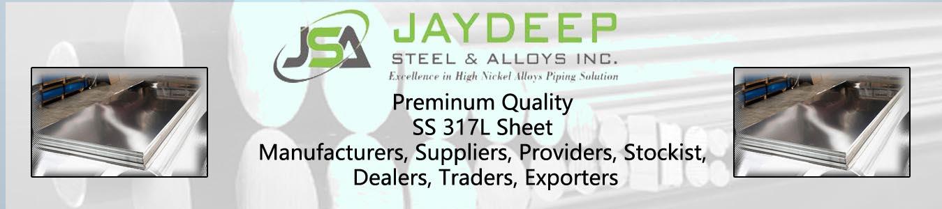 SS 317L Sheet Dealers